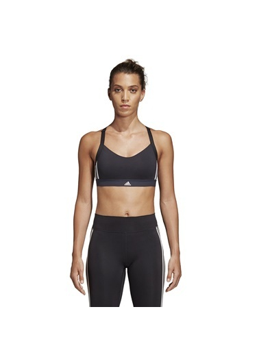adidas All Me Cup Sıze Kadın Siyah Antrenman Sporcu Sütyeni - Bra Dt2747 Renkli